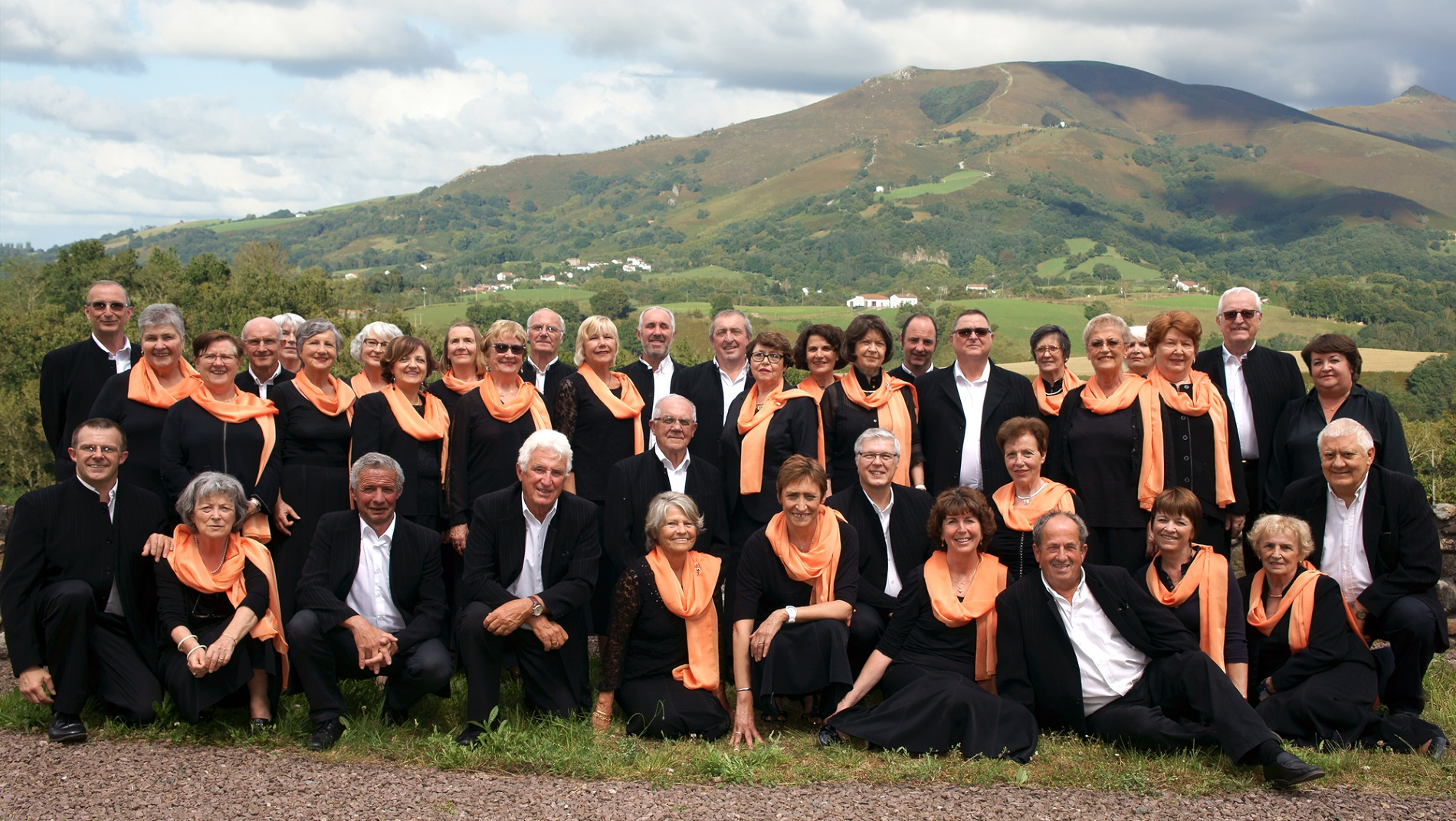 Concert du Choeur Xaramela le 7 septembre 2019 à Briscous (64)