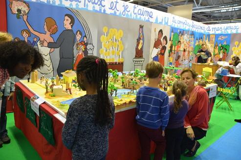 Kidexpo: la vie de Jésus en Playmobil®! Du 31 octobre au 4 novembre 2019 à Paris