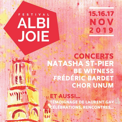 Festival Albi JOIE les 15, 16 & 17 novembre 2019 à Albi (81)