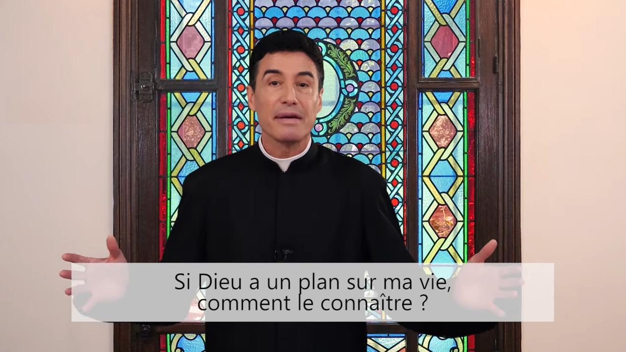 Deux minutes pour vous #81 – Père Michel-Marie Zanotti-Sorkine – «Si Dieu a un plan sur ma vie, comment le connaître?»