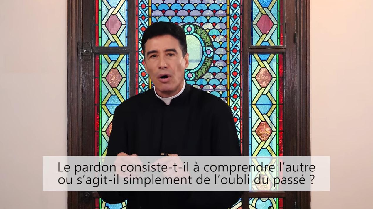 Deux minutes pour vous #83 – Père Michel-Marie Zanotti-Sorkine – «Le pardon consiste-t-il à comprendre l'autre ou s'agit-il simplement de l'oubli du passé?»