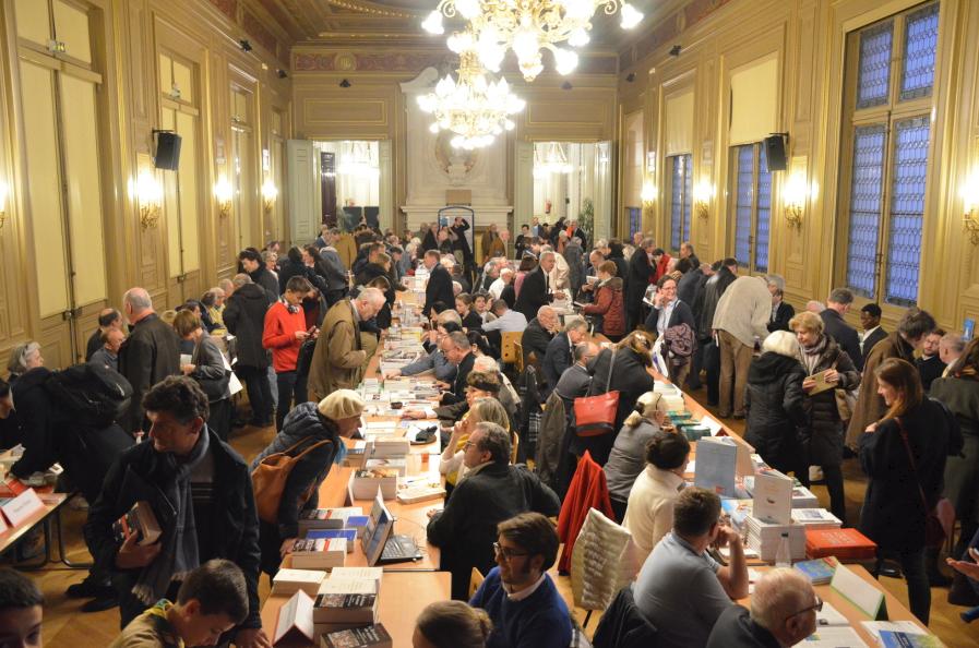 Salon des écrivains catholiques le 30 novembre 2019 à Paris