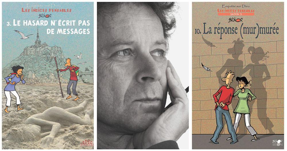 Expo «Les indices pensables» de Brunor au Parvis de Saint-Nazaire (44) le 19 novembre (vernissage) jusqu'au 7 décembre 2019