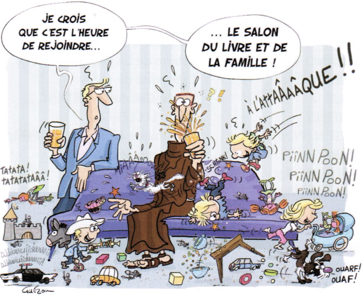 5ème Salon du livre et de la famille le 9 novembre 2019 à Paris