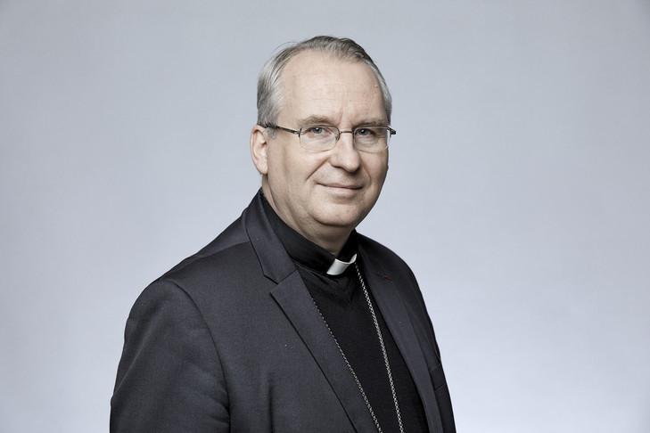 Installation de Mgr Vincent Jordy le 5 janvier 2019 à Tours (37)