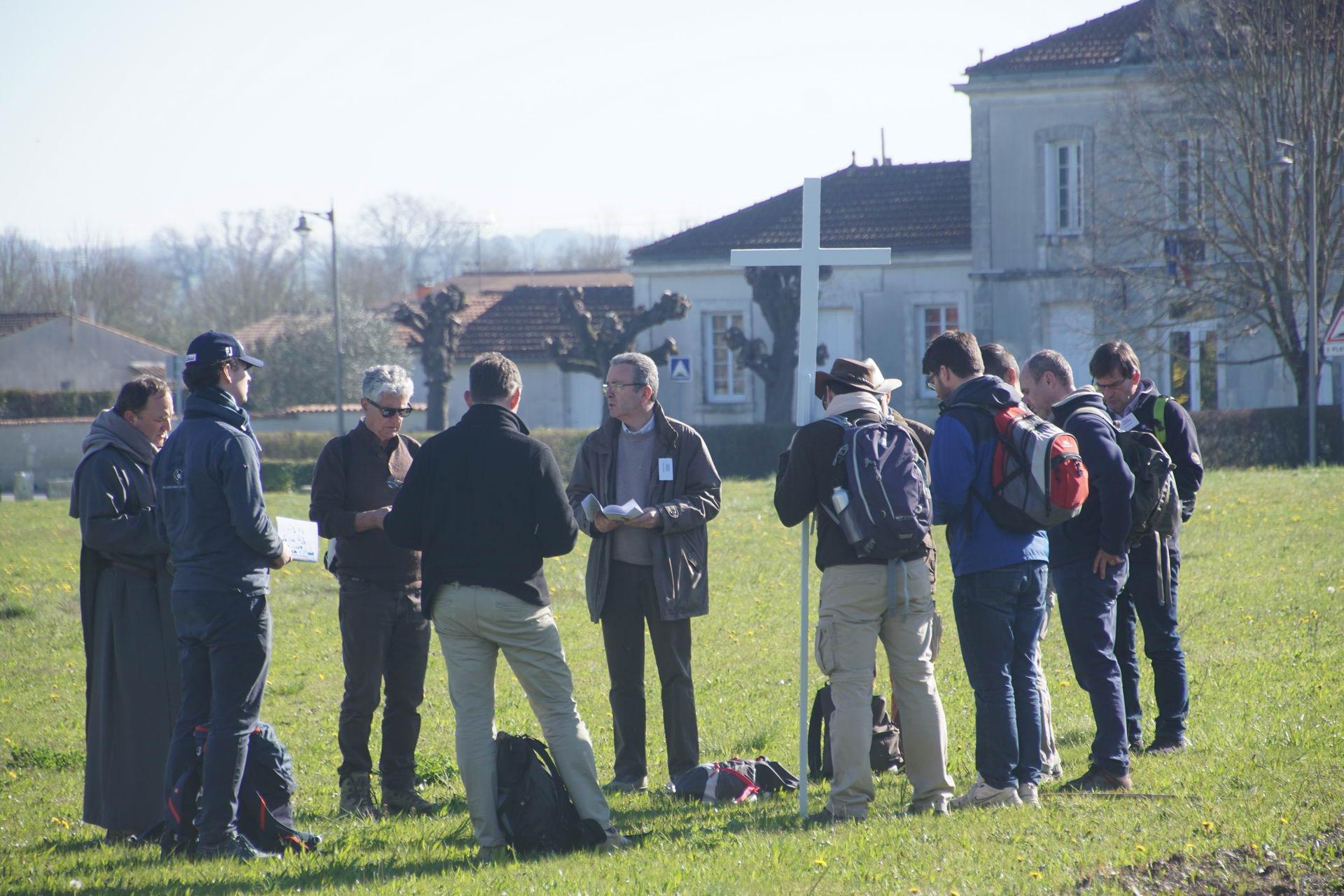 9e Pèlerinage des Pères de Famille en Charente les 28 & 29 mars 2020