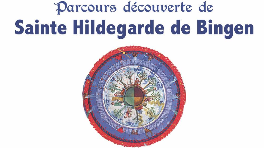 Parcours découverte de Sainte Hildegarde de Bingen à Orvault (44) – 9 rencontres du 23 novembre 2019 au 4 juillet 2020