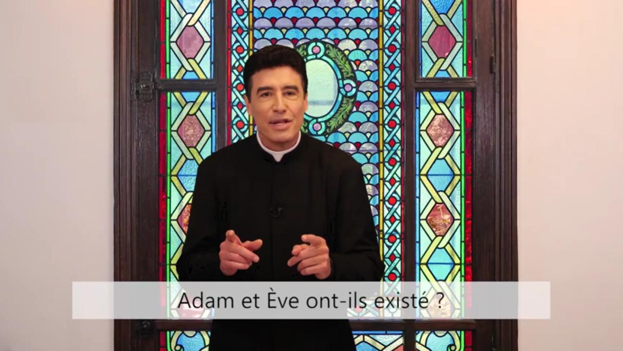 Deux minutes pour vous #86 – Père Michel-Marie Zanotti-Sorkine – «Adam et Ève ont-ils existé?» & Dédicace à Nice le 14 décembre 2019