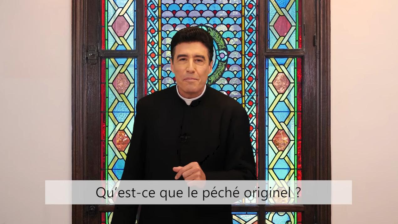 Deux minutes pour vous #87 – Père Michel-Marie Zanotti-Sorkine – «Qu'est-ce que le péché originel?» & Dédicace à Nice le 14 décembre et à Paris le 15 décembre 2019