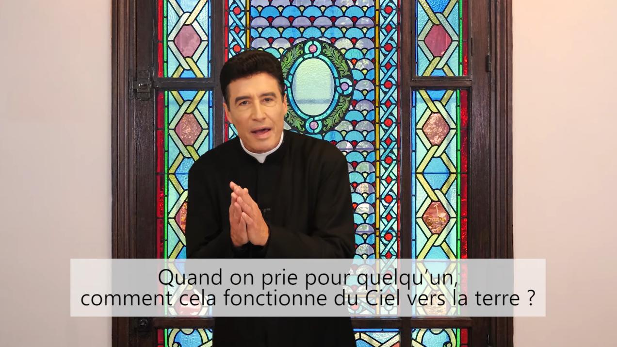 Deux minutes pour vous #90 – Père Michel-Marie Zanotti-Sorkine – «Quand on prie pour quelqu'un, comment cela fonctionne du Ciel vers la terre?»