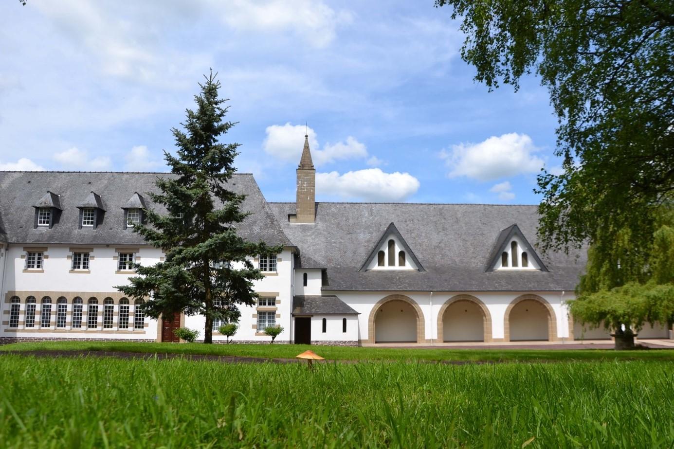 L'abbaye de Campénéac: chocolat, biscuits et compagnie