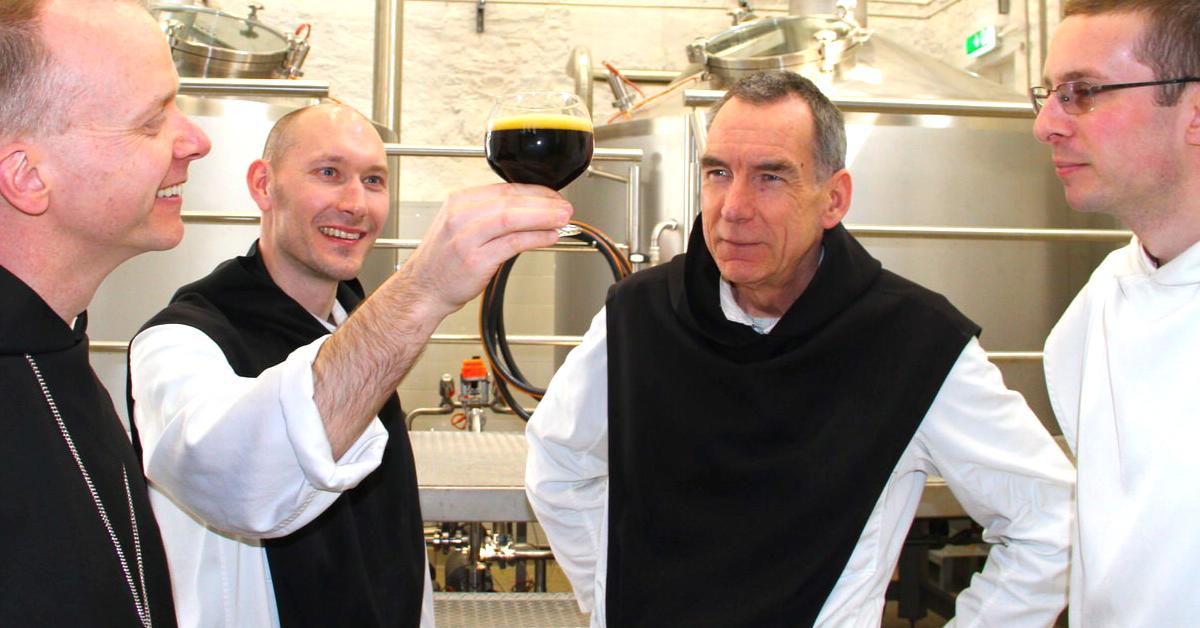 Les moines ont-ils le droit de boire de la bière?