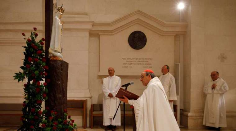Consécration de 24 pays au Cœur de Jésus et au Cœur Immaculé de Marie