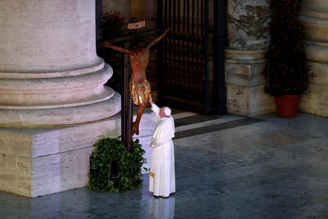 Rome: pour revoir la bénédiction Urbi et Orbi du pape François