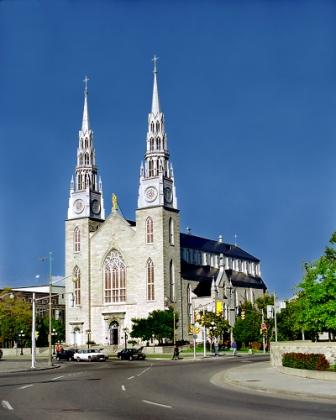 Canada: fusion de l'archidiocèse d'Ottawa et du diocèse d'Alexandria-Cornwall