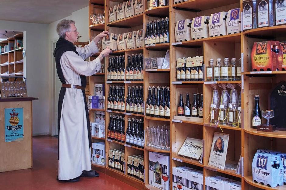 L'abbaye de Koningshoeven: son histoire, sa brasserie, ses bières