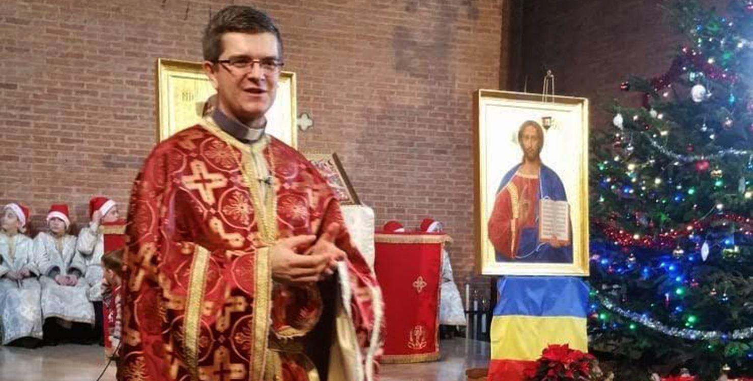 Alba-Iulia  et Făgăraș (Roumanie): ordination épiscopale d'un évêque auxiliaire