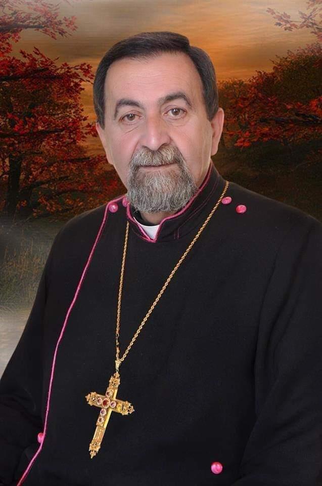 Homs: décès de l'archevêque syriaque-catholique