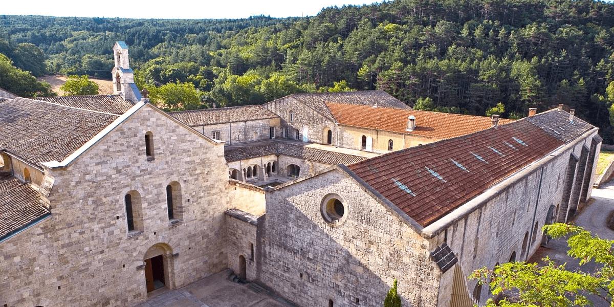 La (très) vieille histoire de l'abbaye d'Aiguebelle