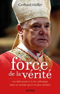 Paris: conférence du cardinal Müller à l'église Saint-Roch