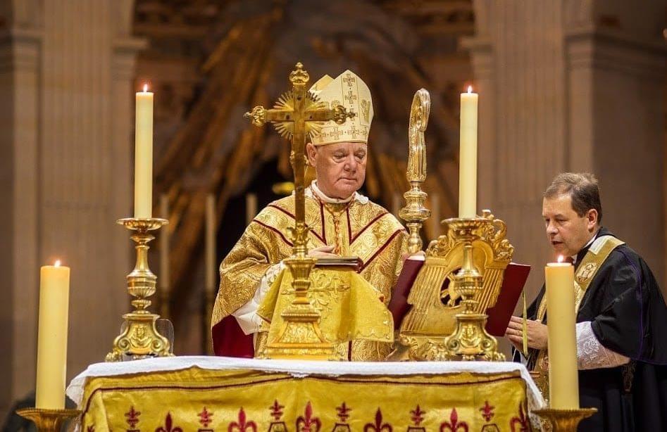 Paris: le cardinal Müller à l'église Saint-Roch