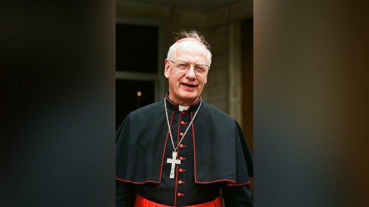 Pays-Bas: décès du cardinal Simonis