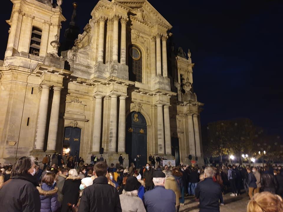 France: organisation de plusieurs rassemblements pour le rétablissement des messes publiques