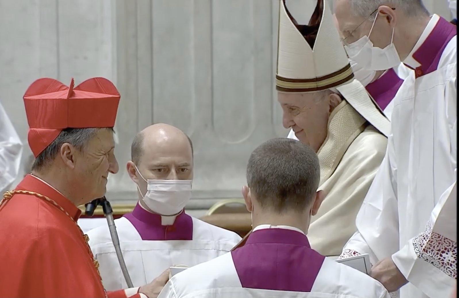 Rome: création de 13 nouveaux cardinaux