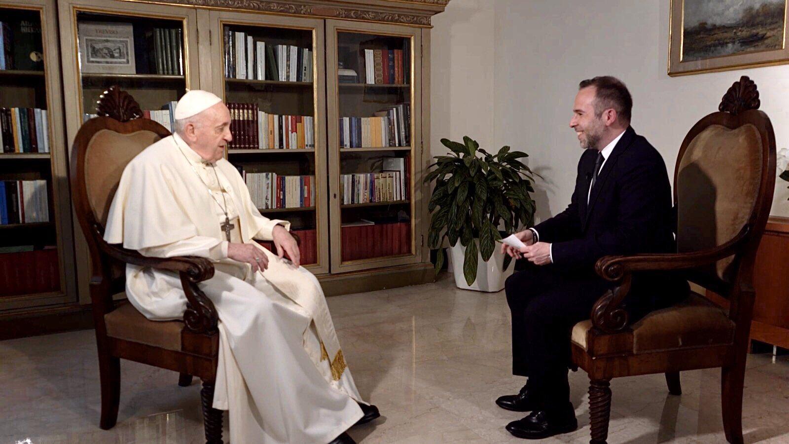 Rome: le Pape François favorable au vaccin contre le Covid
