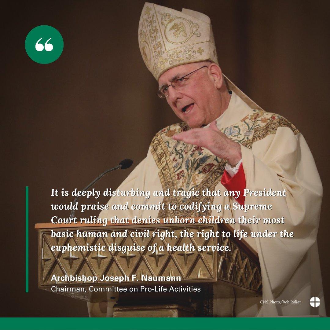 États-Unis: des évêques au créneau sur la vie