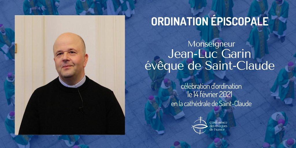 Ordination épiscopale de Mgr Jean-Luc Garin
