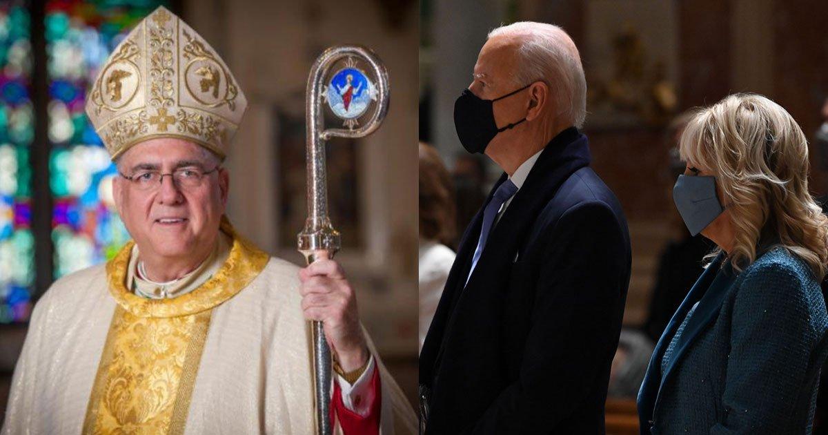 États-Unis: un évêque remet en cause la piété de Joe Biden