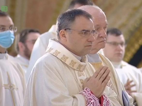 Pologne: consécration d'un évêque au sanctuaire Jean-Paul II de Cracovie