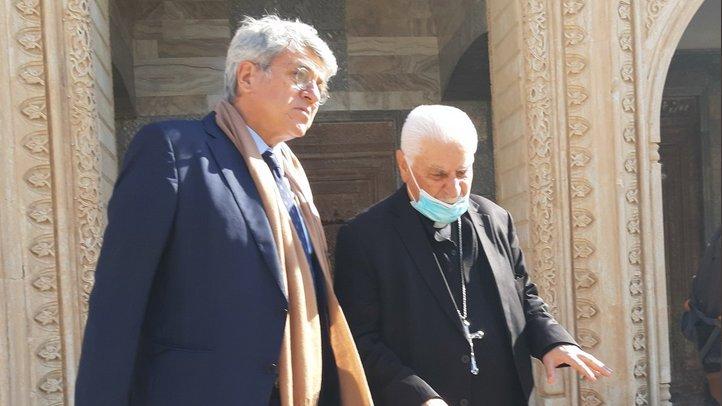 Voyage du Pape en Irak: soutien de l'Ambassade de France