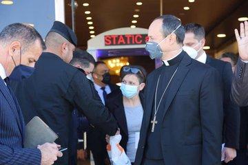 Irak: préparatifs de la visite du Pape François
