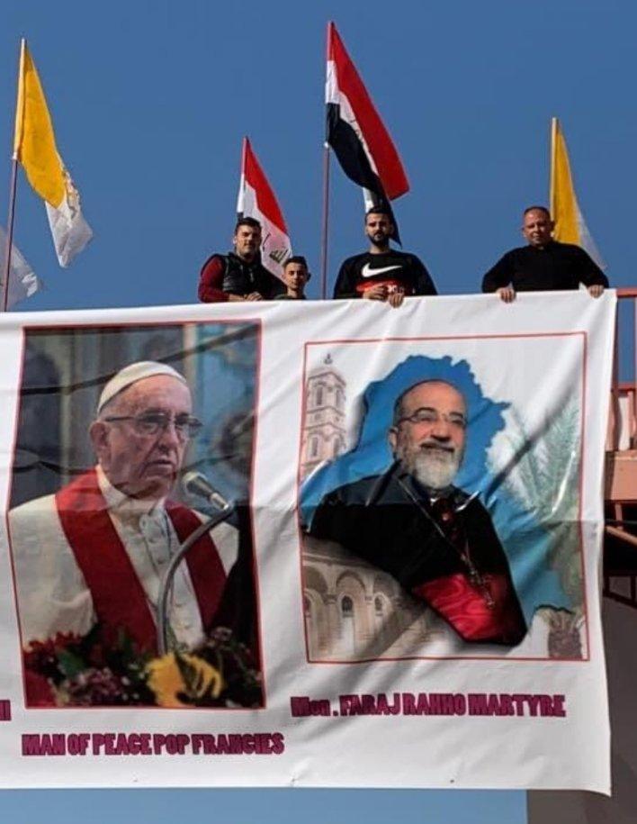Irak: commémoration du décès de Mgr Faraj Rajo
