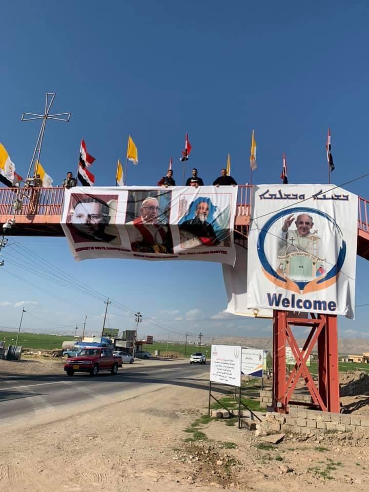 Voyage du Pape en Irak: publication du programme officiel