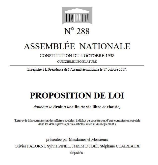 France: bientôt une loi favorable à l'euthanasie?