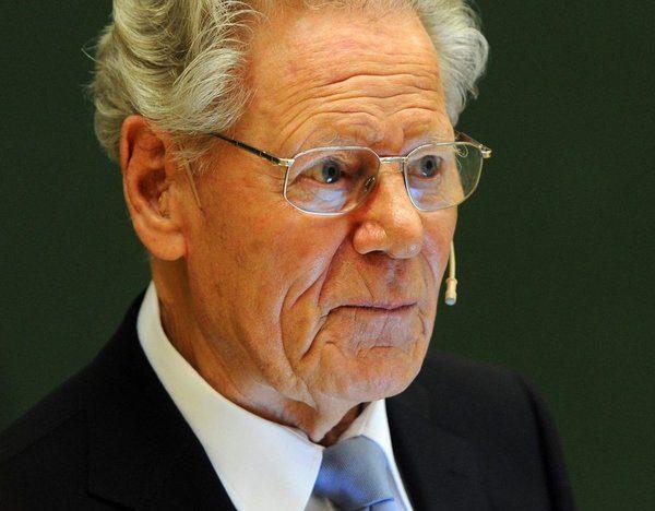 Le théologien suisse Hans Küng est décédé