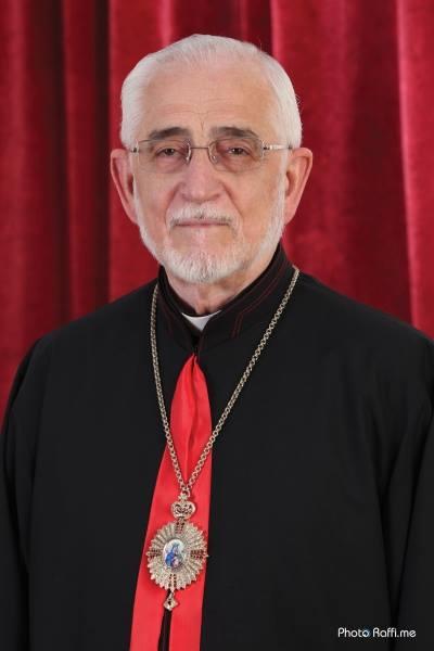 Décès du patriarche arménien-catholique Grégoire Bédros XX Ghabroyan