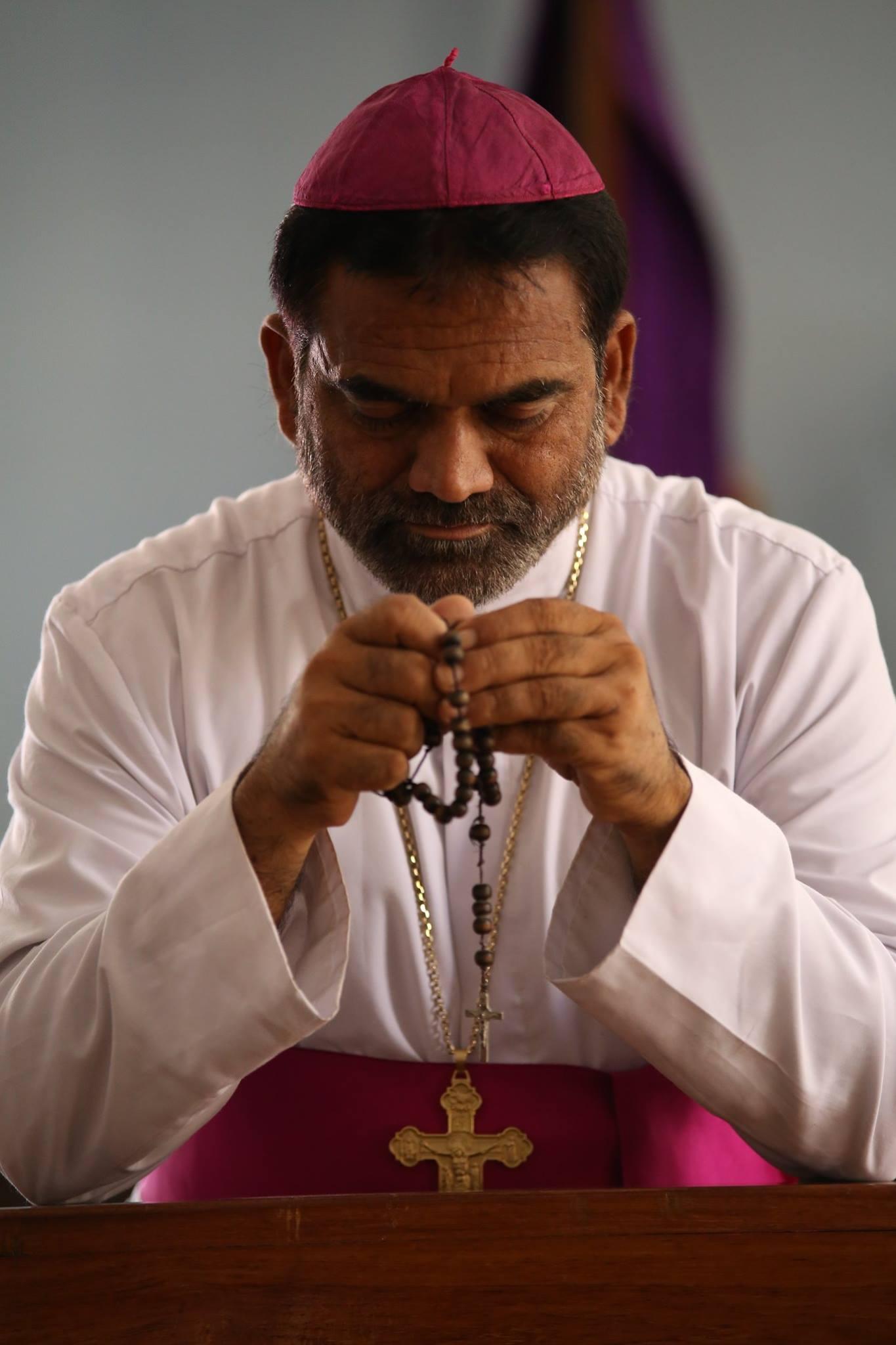 Inde: un évêque décède des suites du Covid