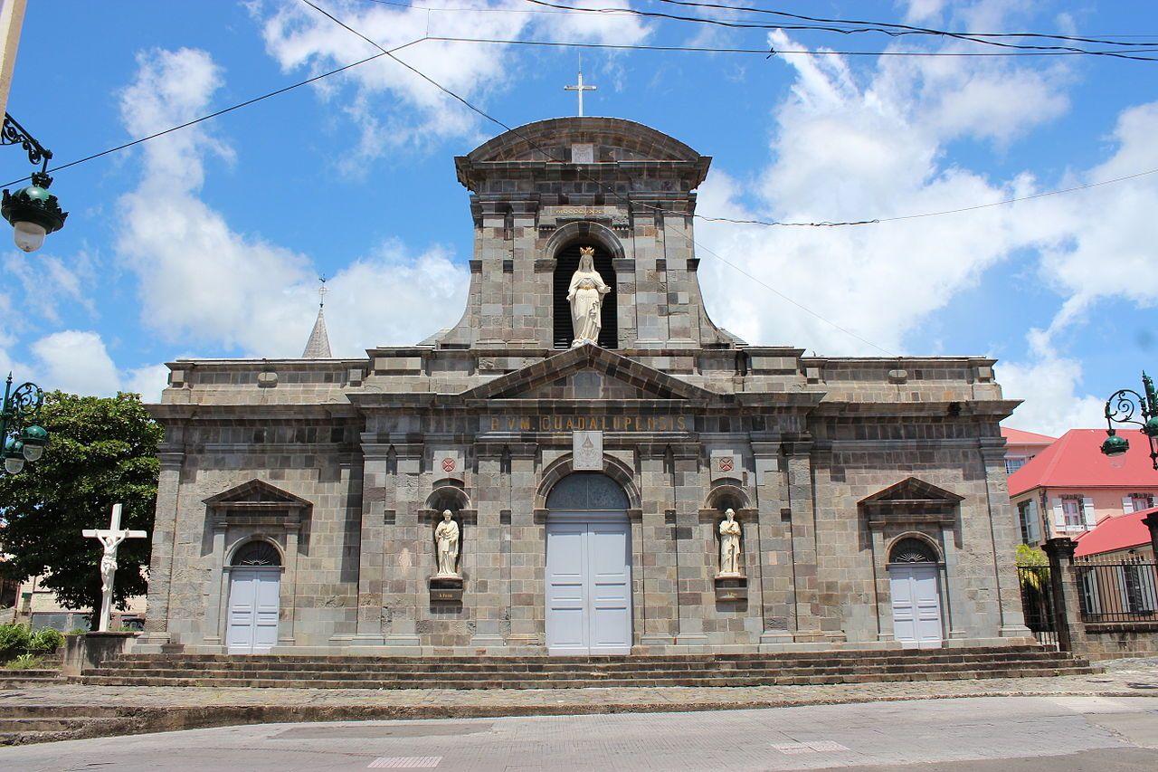 Le Pape François accepte la renonciation de l'évêque de Guadeloupe et Basse-Terre