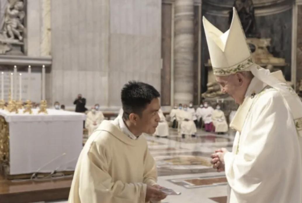 Birmanie: le Pape appelle les catholiques à l'espérance