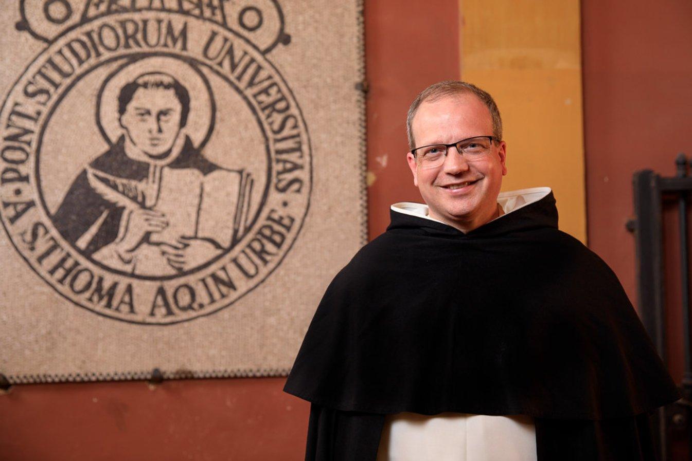 Rome: l'Angelicum a un nouveau recteur