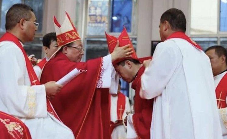 Chine: un cinquième évêque sacré depuis l'accord sino-romain de 2018
