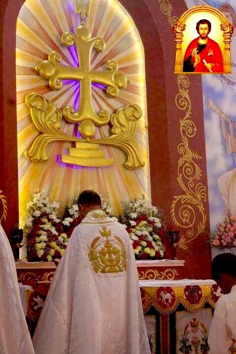 Inde: il n'y aura plus qu'un seul rite syro-malabar à partir du 28 novembre 2021