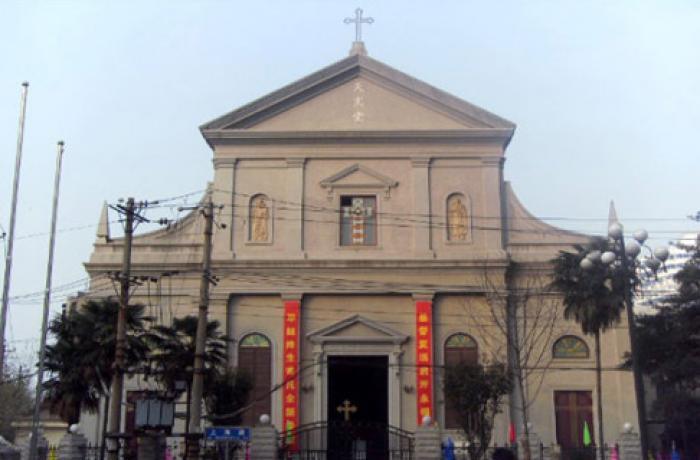 Chine: sacre d'un nouvel évêque à Wuhan