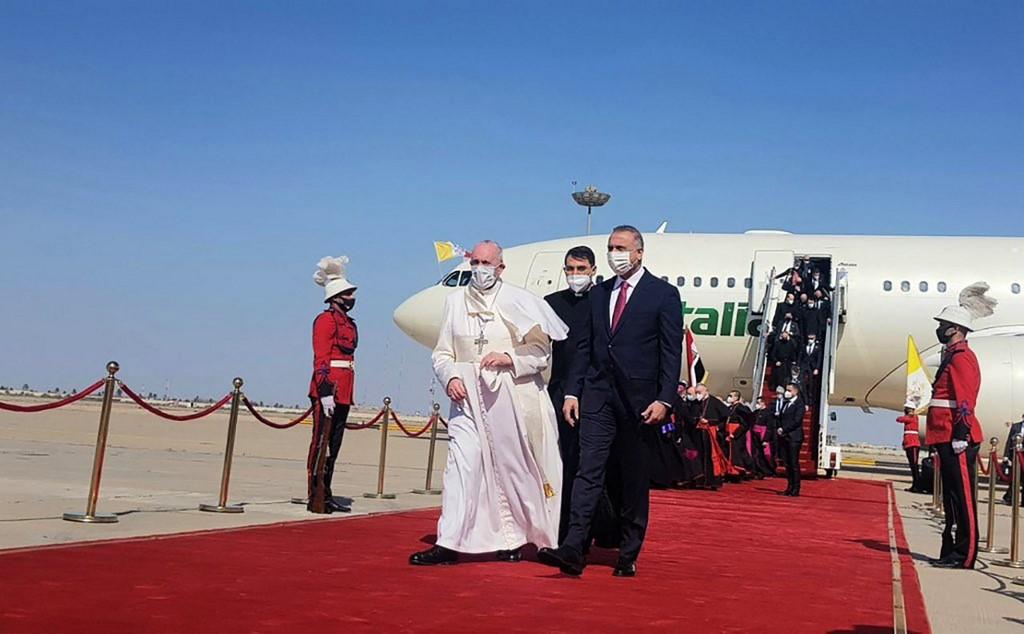 Irak: le succès de la visite du Pape?