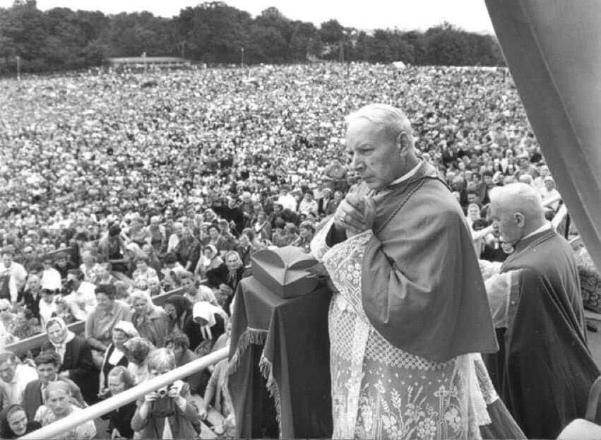 Pologne: béatification du cardinal Wyszyński