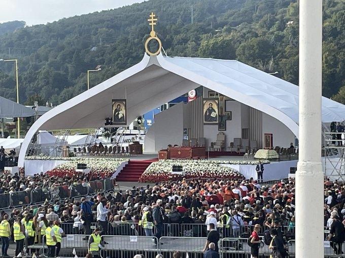 Slovaquie: le Pape François va présider une célébration selon le rite byzantin
